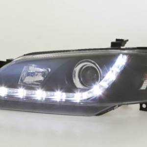 Falcon BA Black Headlights